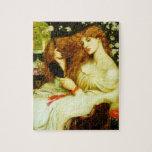 Dante Gabriel Rossetti- Lady Lilith Puzzle