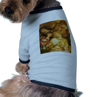 Dante Gabriel Rossetti: Morning music Doggie Shirt