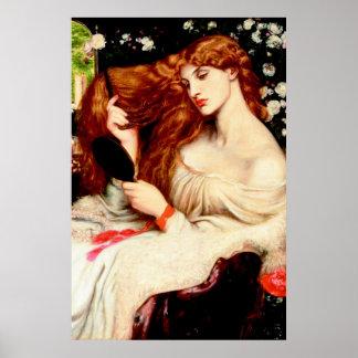 Dante Gabriel Rossetti Impresiones