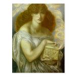 Dante Gabriel Rossetti: Pandora Postales
