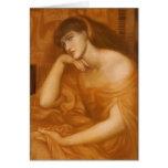 Dante Gabriel Rossetti: Penélope Felicitacion