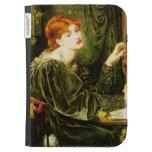 Dante Gabriel Rossetti Pre-Raphaelite Kindle Cover