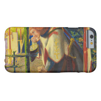 Dante Gabriel Rossetti - Sir Galahad at the Ruined Barely There iPhone 6 Case