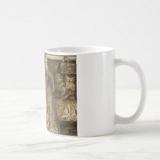 Dante Gabriel Rossetti - Sir Launcelot Coffee Mug