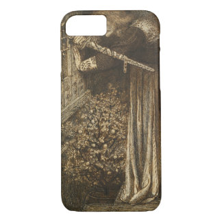 Dante Gabriel Rossetti - Sir Launcelot iPhone 8/7 Case