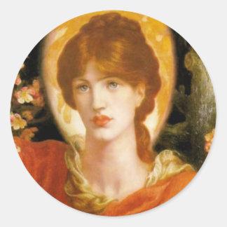Dante Gabriel Rossetti - Stickers