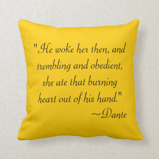Dante Pillow