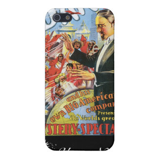 Dante ~ The Mysterious Magician Vintage Magic Act iPhone SE/5/5s Cover