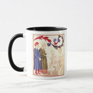 Dante, Virgil and the Plague-stricken Mug