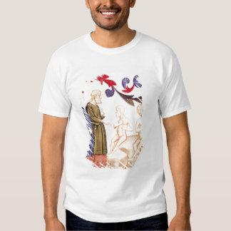 Dante, Virgil and the Plague-stricken T-shirt