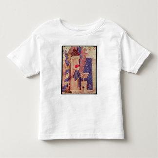Dante writing 'The Divine Comedy' Shirt