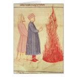 Dante y Virgil reconocen Ulysees Tarjeta De Felicitación