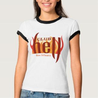 Dante's Club Hell Women's T-Shirt 3
