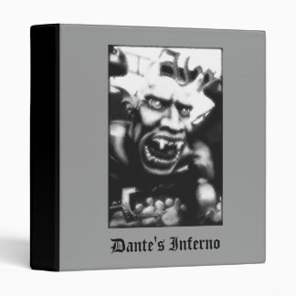 Dante's Inferno' Binder