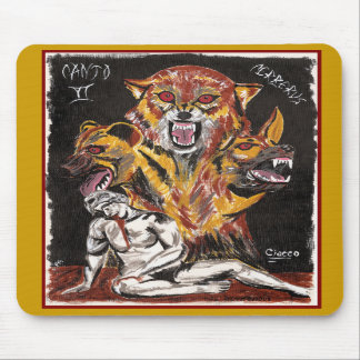 Dante's Inferno, Canto VI Mousepad