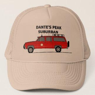 Dante's Peak Suburban Ball cap