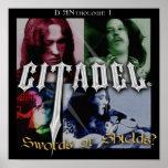 ® D'ANthologie de la ciudadela 1 poster CD