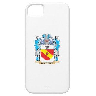 D'Antonio Coat of Arms - Family Crest iPhone 5 Cases