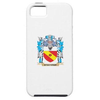 D'Antonio Coat of Arms - Family Crest iPhone 5 Cover