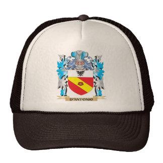 D'Antonio Coat of Arms - Family Crest Mesh Hat