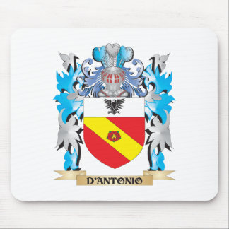 D'Antonio Coat of Arms - Family Crest Mouse Pads