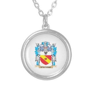 D'Antonio Coat of Arms - Family Crest Pendants