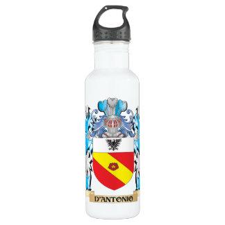 D'Antonio Coat of Arms - Family Crest 24oz Water Bottle