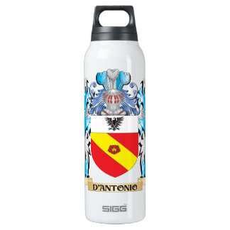 D'Antonio Coat of Arms - Family Crest SIGG Thermo 0.5L Insulated Bottle