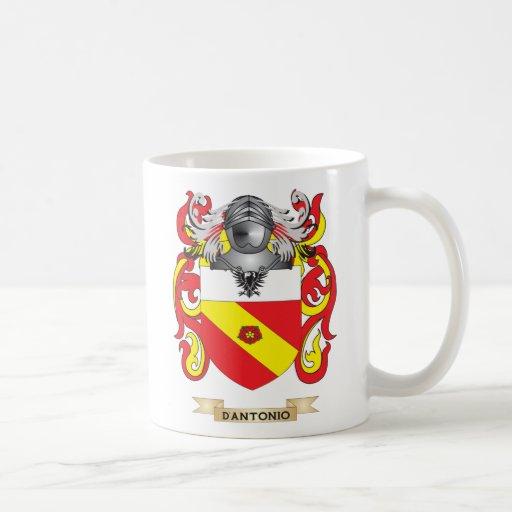 D'Antonio Coat of Arms Mug