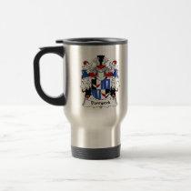 Dantyszek Family Crest Mug