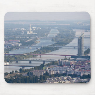 Danube and New Danube Mouse Pad