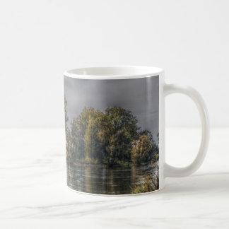 Danube at Straubing/Bavaria Coffee Mug