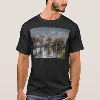 Danube at Straubing/Bavaria T-Shirt