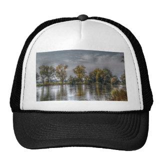 Danube at Straubing/Bavaria Trucker Hat