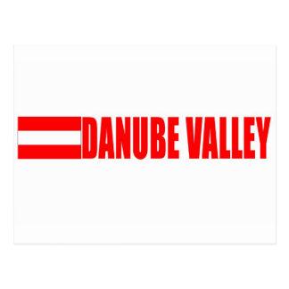 Danube Valley, Austria Postcard