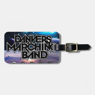Danvers Falcon Marching Band Tag For Luggage