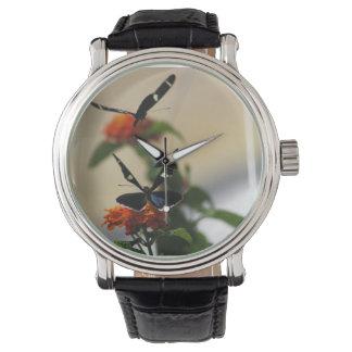 Danza 3 de la mariposa reloj