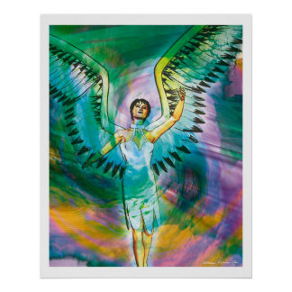 Danza 3 del ángel posters