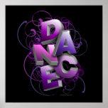 danza 3D (verano) Impresiones