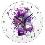 danza 3D (verano) Relojes