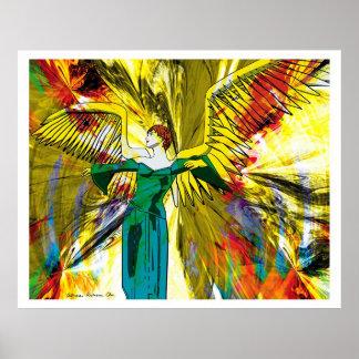 Danza 4 del ángel posters