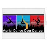 Danza aérea sobre Denver Tarjeton