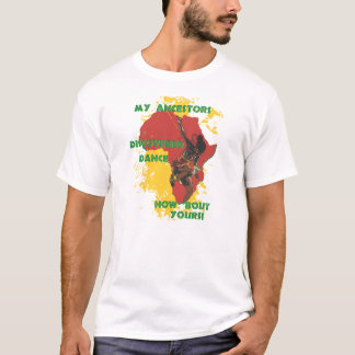 Danza africana playera