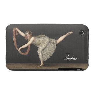 Danza Annette Kobler Amsterdam 1812 del Case-Mate iPhone 3 Protectores