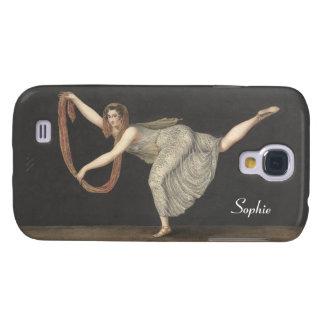 Danza Annette Kobler Amsterdam 1812 del Funda Para Galaxy S4