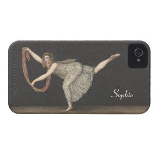 Danza Annette Kobler Amsterdam 1812 del iPhone 4 Case-Mate Protectores