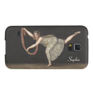 Danza Annette Kobler Amsterdam 1812 del Carcasas Para Galaxy S5