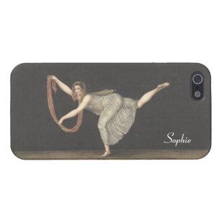 Danza Annette Kobler Amsterdam 1812 del iPhone 5 Carcasas