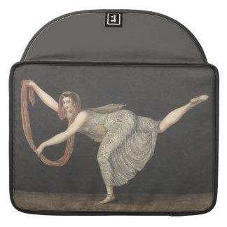 Danza Annette Kobler Amsterdam 1812 del Funda Para Macbook Pro