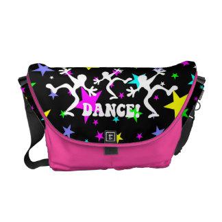 ¡danza! bolsas de mensajería